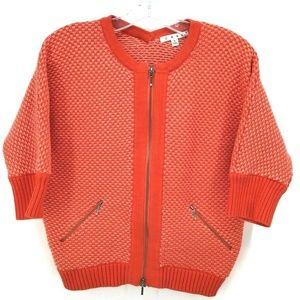 CAbi #195 Women's Sweater Cocoon Cardigan Small
